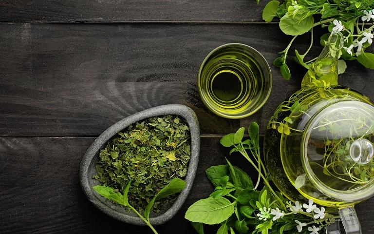 Bài thuốc chữa bệnh bằng hương nhu trắng