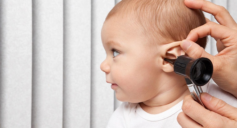 5 Cách chữa nhiễm trùng tai cho trẻ em