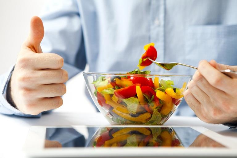 Hiếm muộn ở nam giới nên ăn nhiều rau xanh