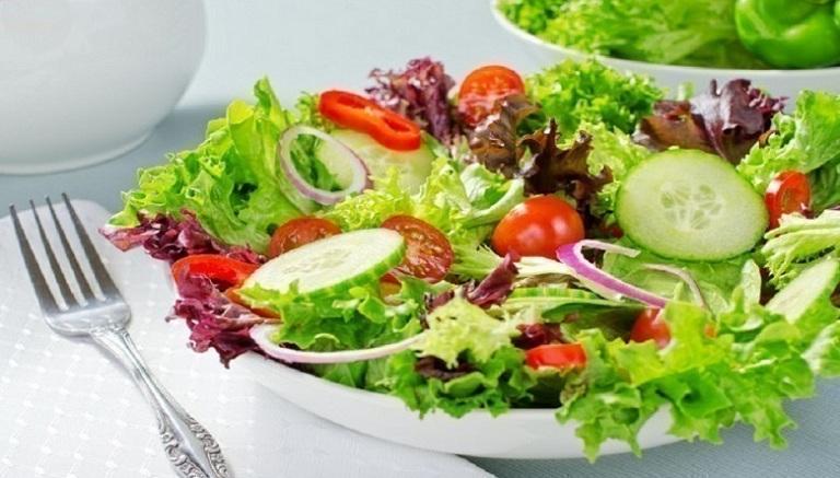 Chế độ dinh dưỡng cho người bị viêm đại tràng