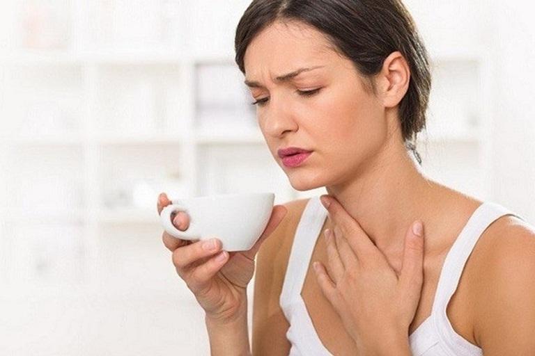 Kết quả hình ảnh cho cách trị đau họng vào mùa đông