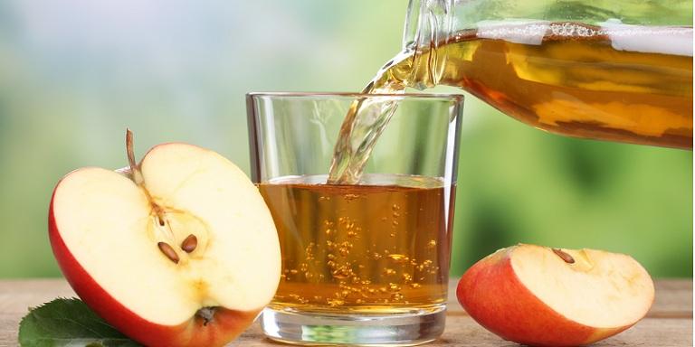 Cách giảm axit uric hiệu quả bằng giấm táo