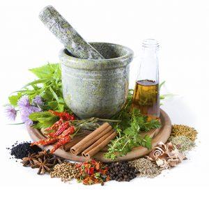 cây thuốc thảo dược chữa viêm da dầu
