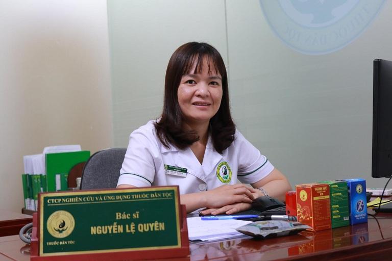 Bác sĩ Nguyễn Thị Lệ Quyên tư vấn cách chữa nổi mề đay ở trẻ em