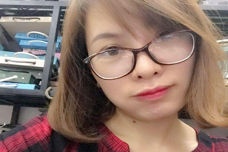 Bệnh nhân Nguyễn Thị Thỏa chữa á sừng thành công tại Trung tâm Thuốc dân tộc