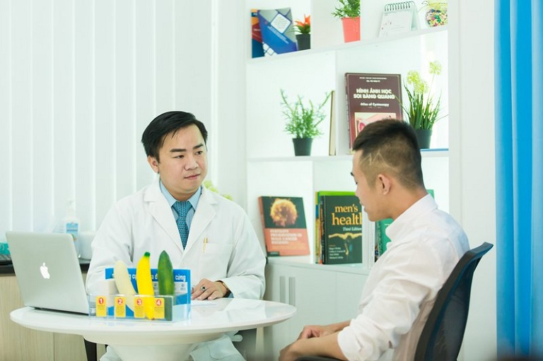 Cách chẩn đoán bệnh yếu sinh lý