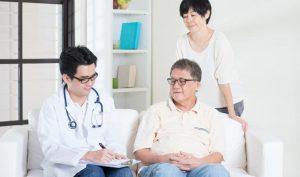 chăm sóc bệnh nhân thoái hóa khớp gối