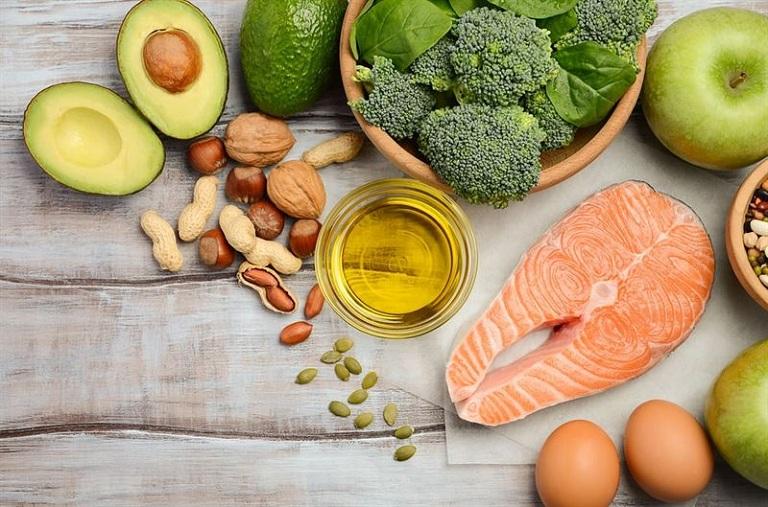 bệnh viêm da cơ địa nên ăn gì