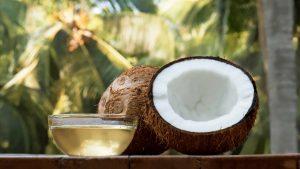 chữa viêm da cơ địa bằng dầu dừa