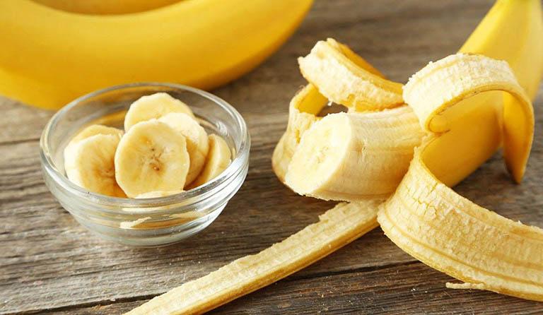Bổ sung chuối trong khẩu phần ăn sẽ giúp nam giới cải thiện chức năng sinh lý