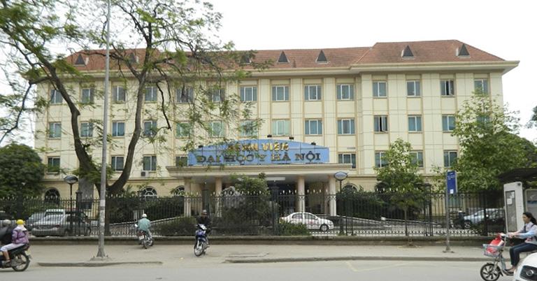 mổ thoát vị đĩa đệm ở Bệnh viện Đại Học Y Hà Nội