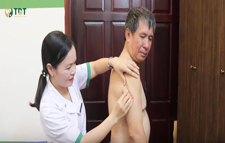Chú Tiết Quang Tuấn đã điều trị thành công vảy nến nhờ Thanh bì dưỡng can thang