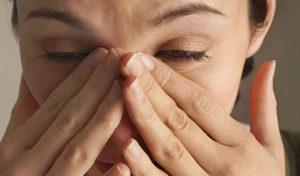 triệu chứng viêm xoang bướm