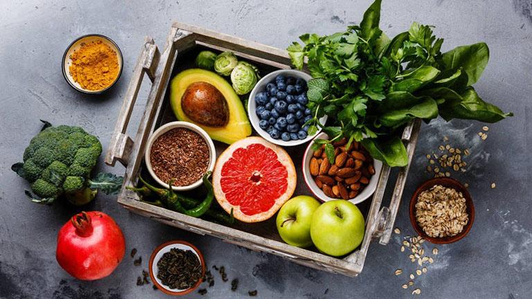 Bệnh chàm kiêng ăn gì?