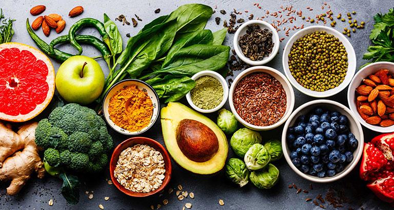 Chế độ ăn uống cho người bị nấm da đầu