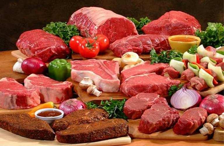 Bị chàm môi nên kiêng ăn thịt đỏ