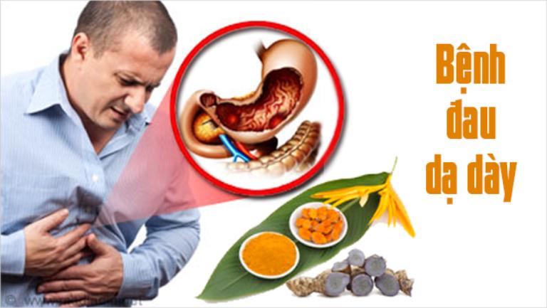 Mặc dù kiên trì sử dụng bột nghệ nhưng nhiều người không thể chữa dứt điểm đau dạ dày.