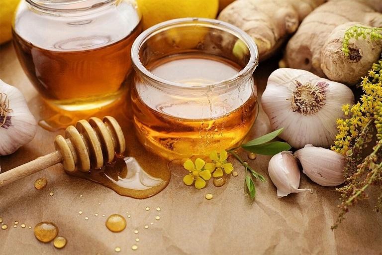 Cách trị ho bằng tỏi mật ong