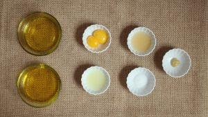 chữa dị ứng da mặt bằng lòng trắng trứng