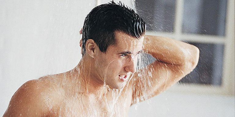 da bị nổi mề đay mẩn ngứa sau khi tắm