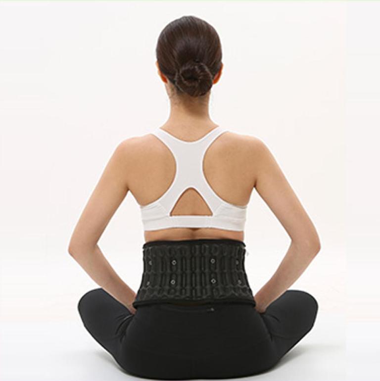 Có nhiều loại đai đeo lưng chữa thoát vị đĩa đệm