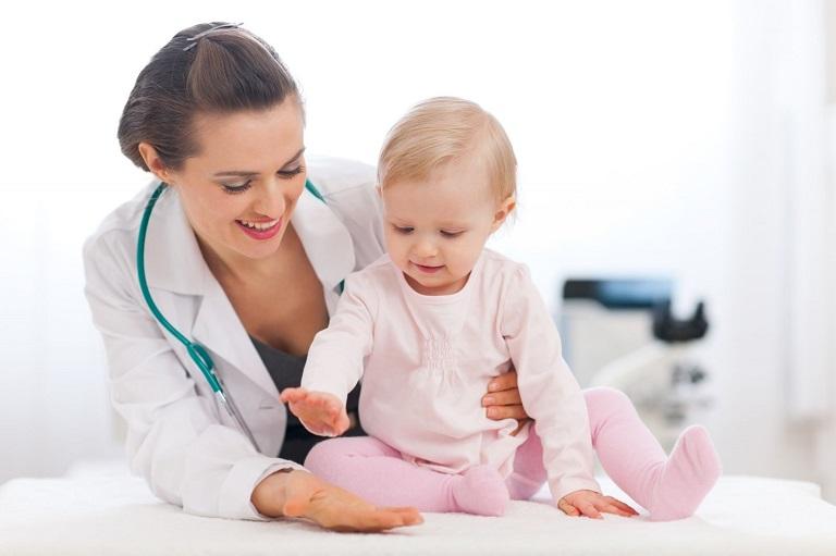 Điều trị bệnh tổ đỉa ở trẻ em