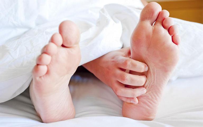tiểu đường gây ngứa da vào ban đêm