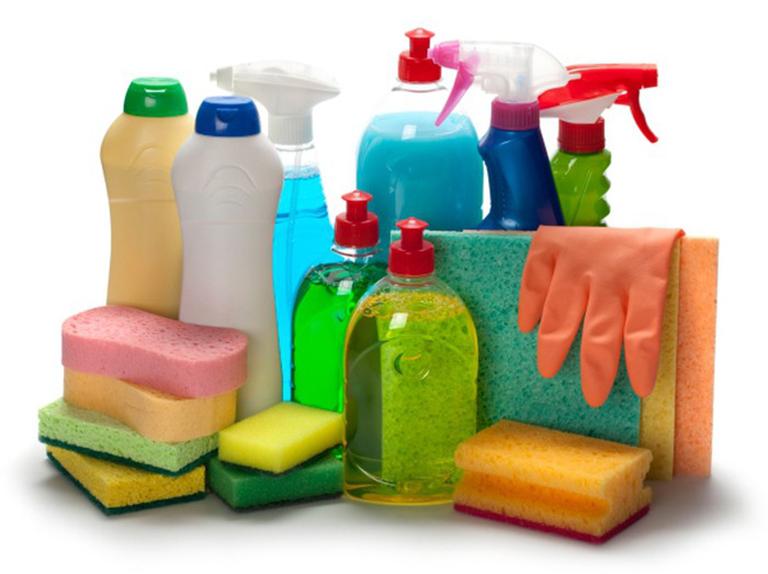 Hạn chế tiếp xúc với các loại hóa chất công nghiệp