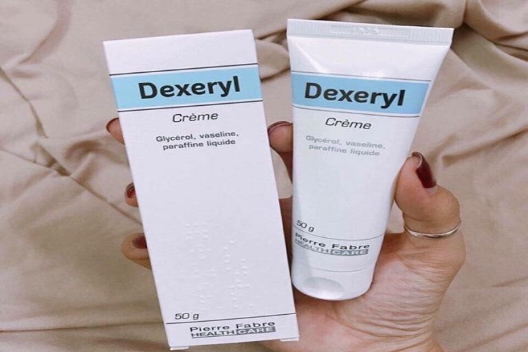Kem trị chàm sữa Dexeryl
