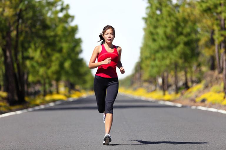 Luyện tập thể dục tăng cường sức khỏe