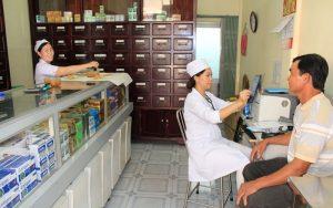 phòng khám đông y