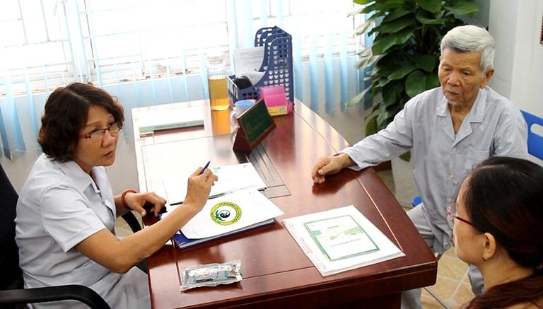 phòng khám đông y ở Hà Nội