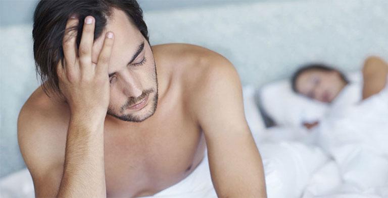 tác hại của rối loạn cương dương nam giới nên biết
