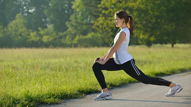 Tập thể dục nhẹ nhàng giúp tăng sức đề kháng cơ thể