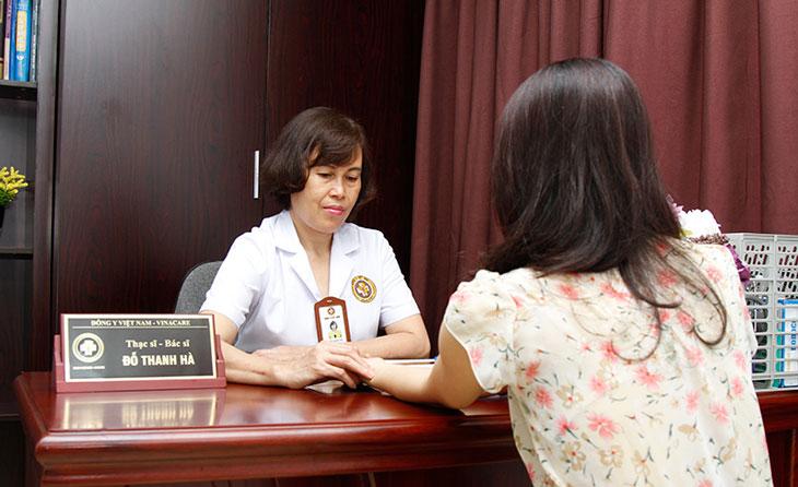 Bác sĩ Đỗ Thanh Hà là một chuyên gia Sản Phụ khoa uy tín ở Hà Nội