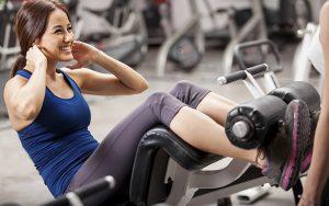thoái hóa cột sống nên tập Gym không