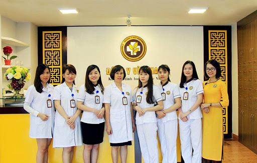 Đội ngũ bác sĩ giàu kinh nghiệm chữa phụ khoa bằng Đông y tại Trung tâm Sản phụ khoa Đông y