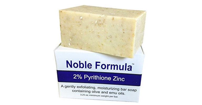 xà phòng Pyrithione Zinc cho người viêm da cơ địa