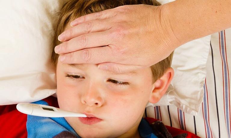 viêm phế quản ở trẻ