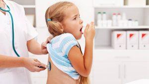 viêm phế quản ở trẻ em