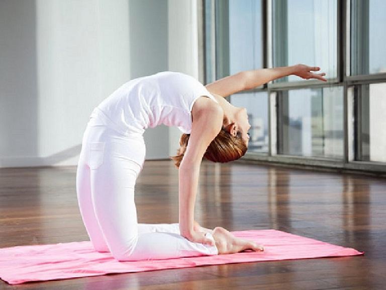 Yoga cho người bị thoát vị đĩa đệm