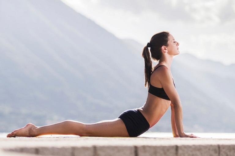 Yoga trị thoát vị đĩa đệm