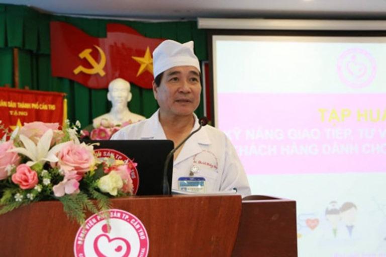 Bác sĩ Quách Hoàng Bảy là nơi đáng tin cậy để điều trị các bệnh phụ khoa