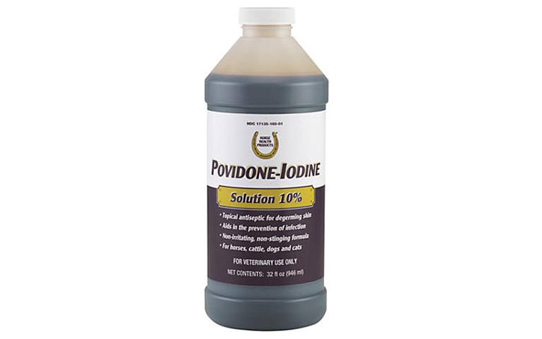 Thuốc Povidone iodine trị bệnh chốc lở