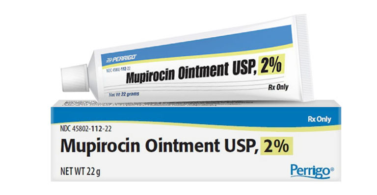 thuốc bôi chốc lở Mupirocin
