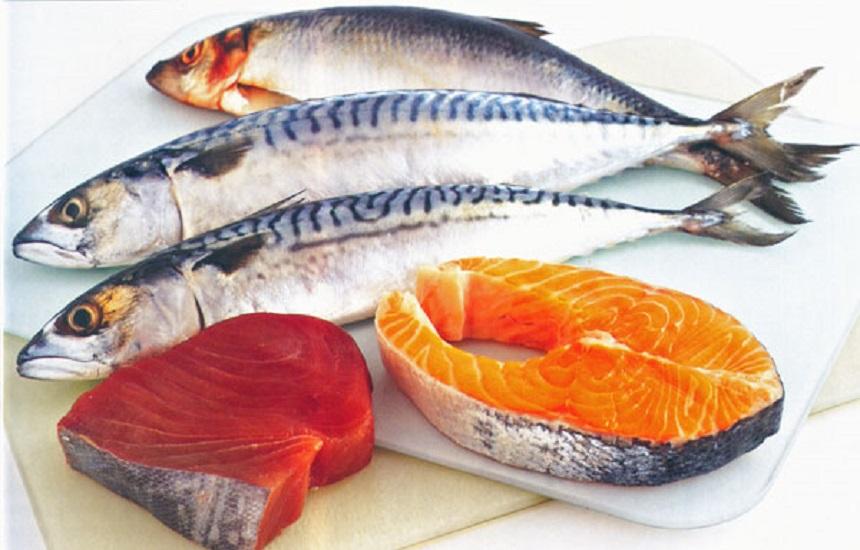 Bệnh phong thấp nên ăn các loại cá béo