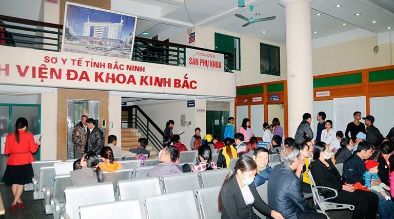 Khoa sản- bệnh viện đa khoa Kinh Bắc tạo được sự tin tưởng của bệnh nhân với đội ngũ bác sĩ tận tâm trong nghề