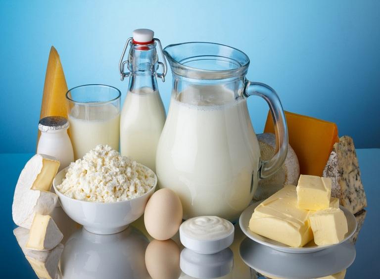 thực phẩm tốt cho người bị vôi hóa cột sống