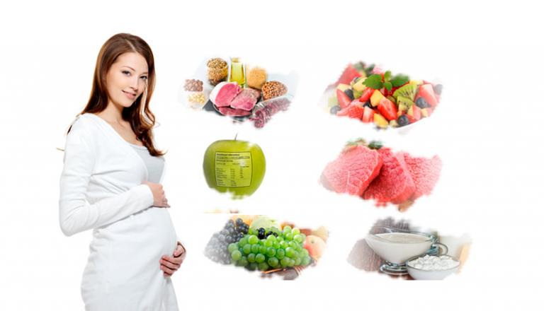 Bổ sung đầy đủ chất dinh dưỡng khi mang thai giúp phòng tránh bệnh tiền sản giật