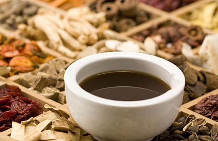 Thuốc đông y trị viêm xoang dạng sắc uống